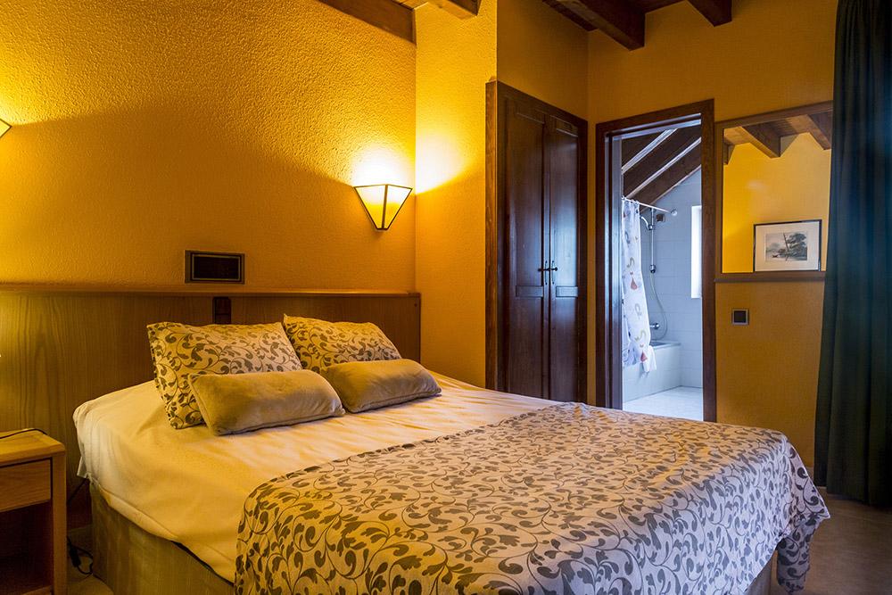Habitaciones Hotel San Anton en Benasque