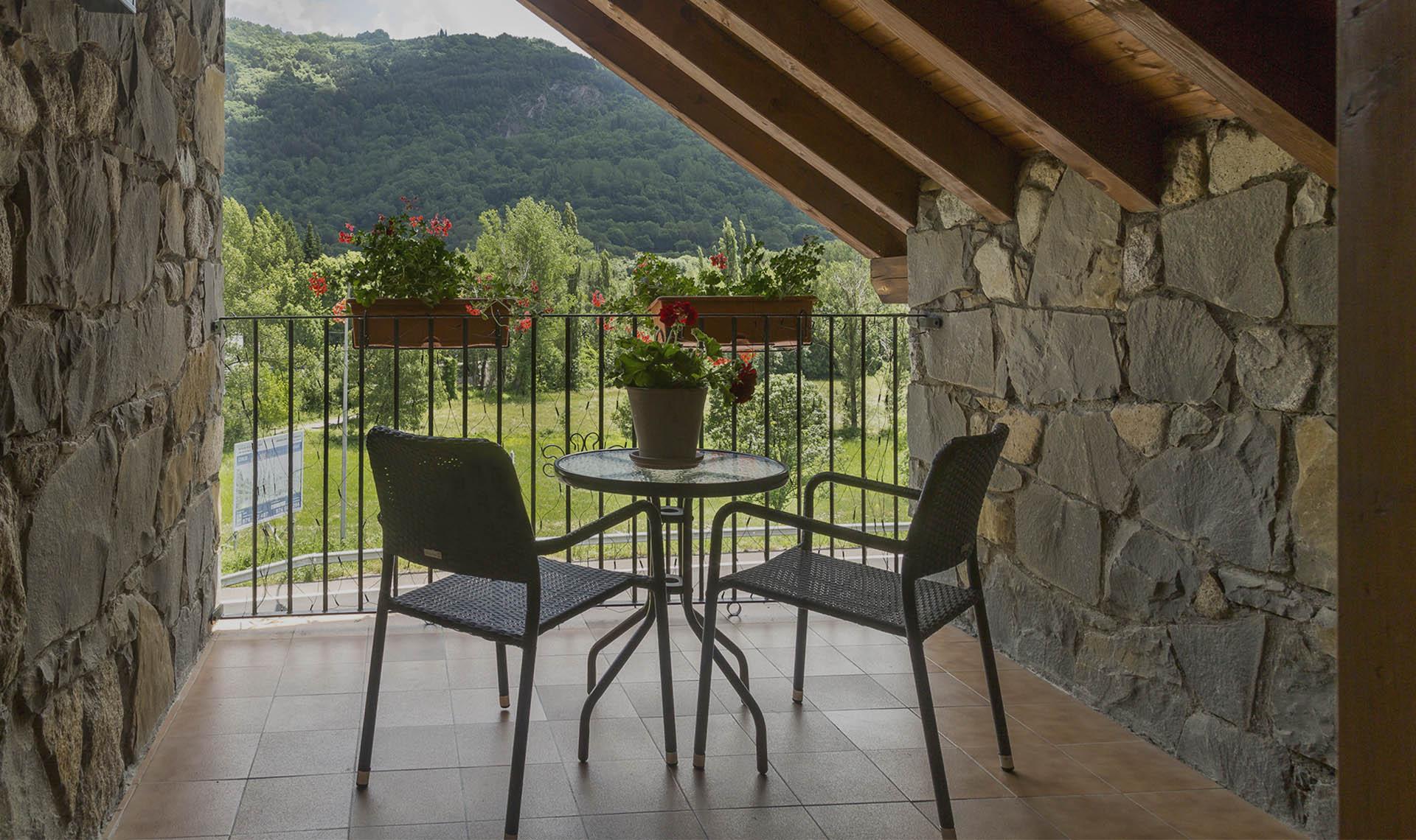 Habitaciones Hotel San Anton Benasque