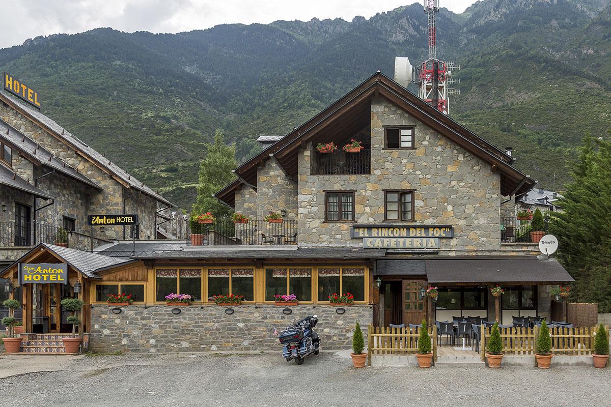 Hotel San Anton en Benasque