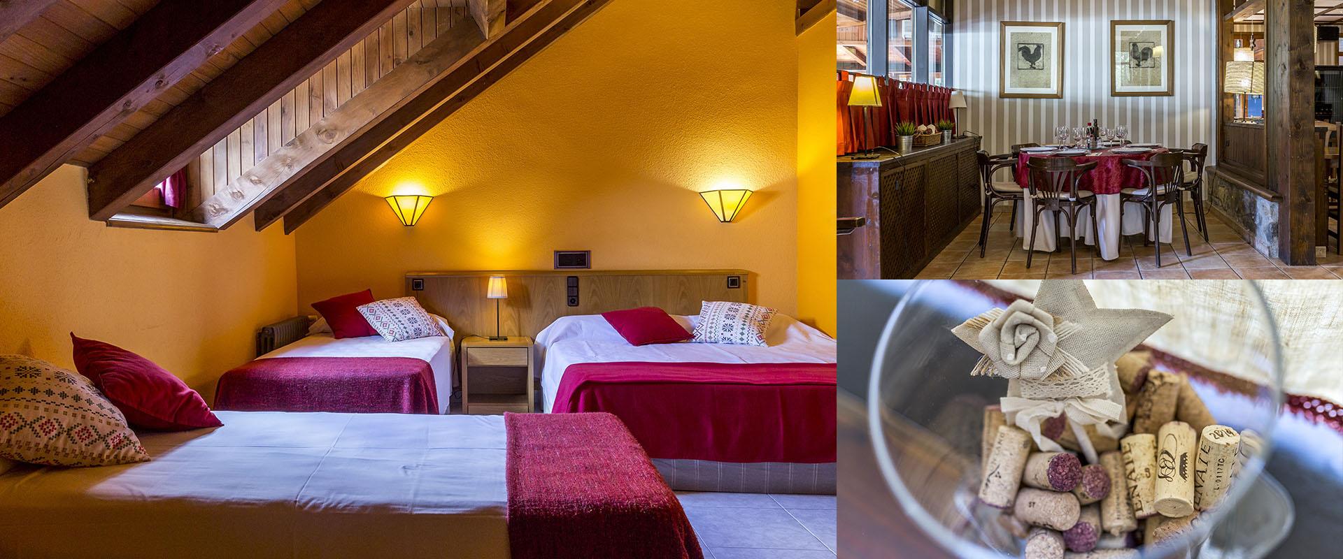 Hotel San Anton en Benasque Huesca Home