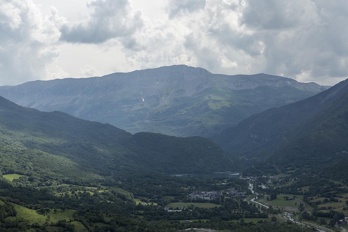 Valle de Benasque Pirineo Aragones